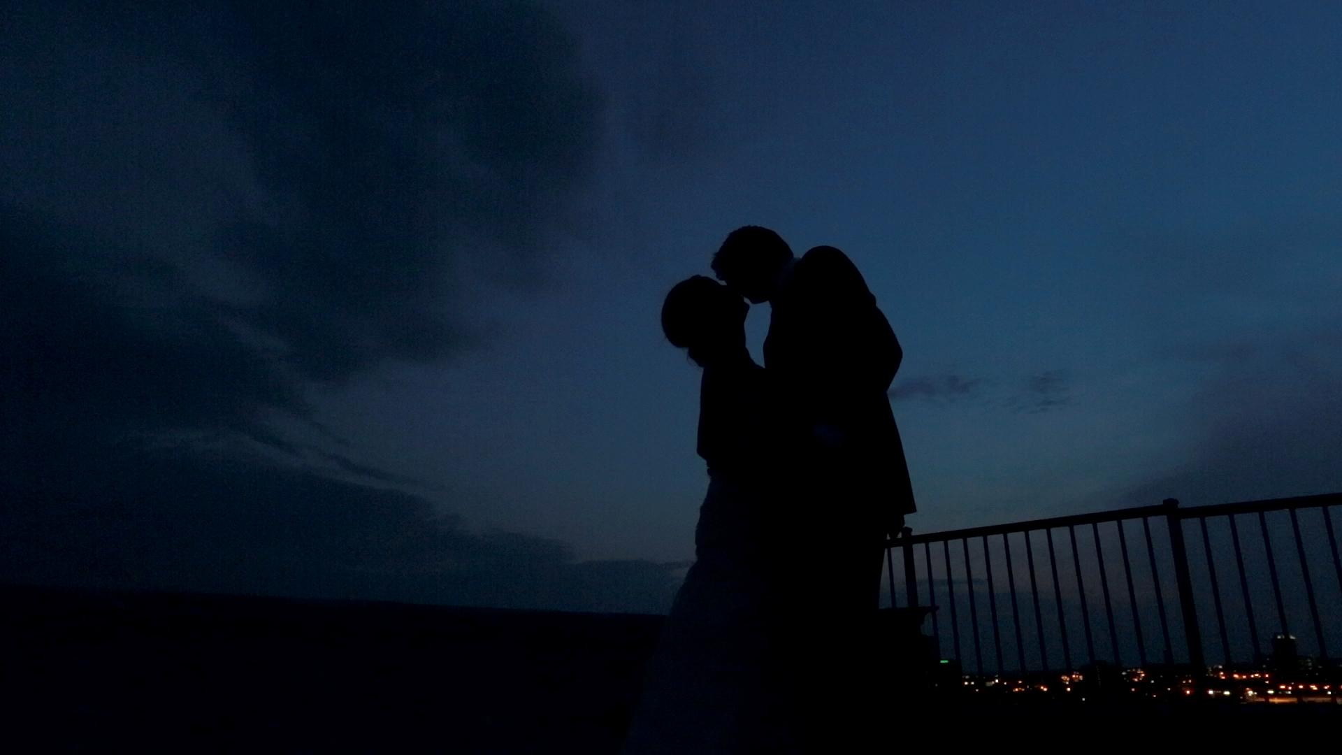 brandon + kate st. louis wedding video