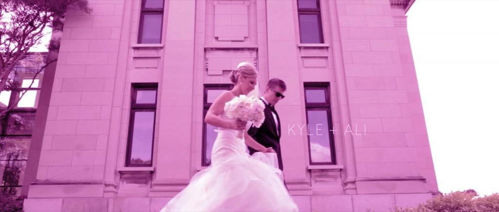 kyle + ali's st. louis wedding video