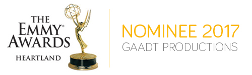 2017 Emmy Award Nominee Gaadt Productions - Strebe Strong