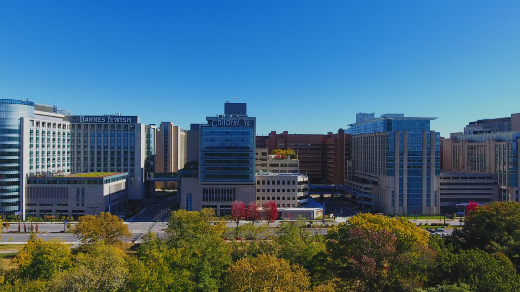 St Louis Childrens Hospital Drone Services by Gaadt Productions
