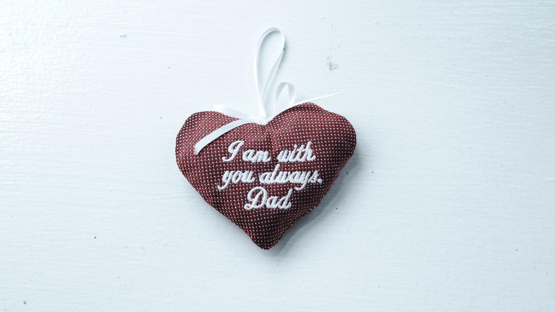 Bride Prep - Remembering Dad