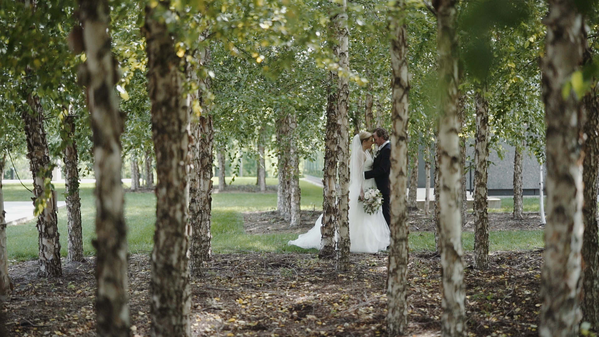 Forest Park Wedding Video - Photoshoot