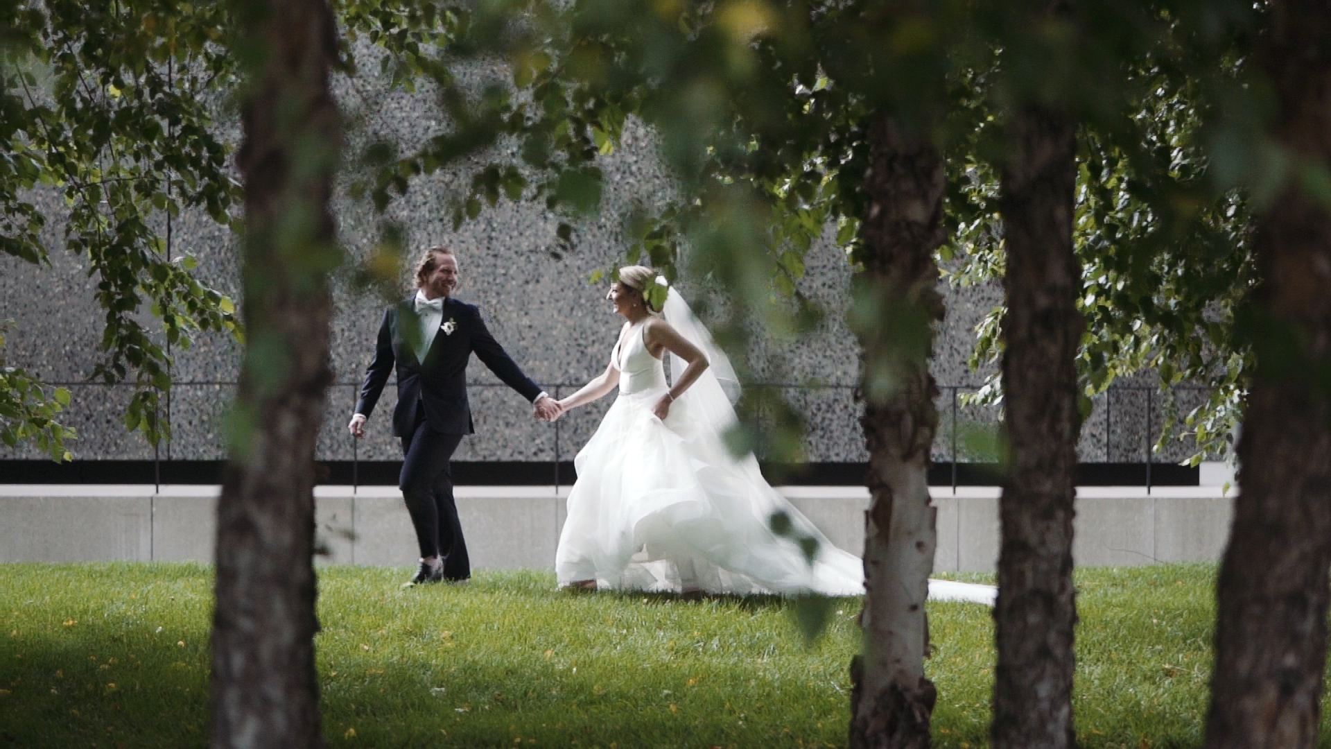 Forest Park Wedding Video